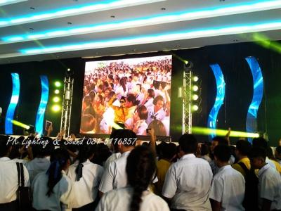Pattaya white - School tour