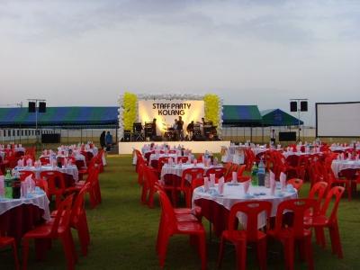 Staff Party Kolang